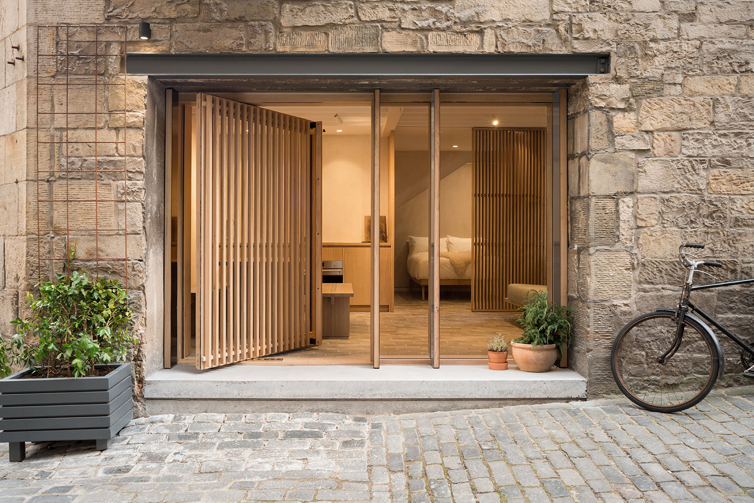 Porteous Studio holiday home in Edinburgh