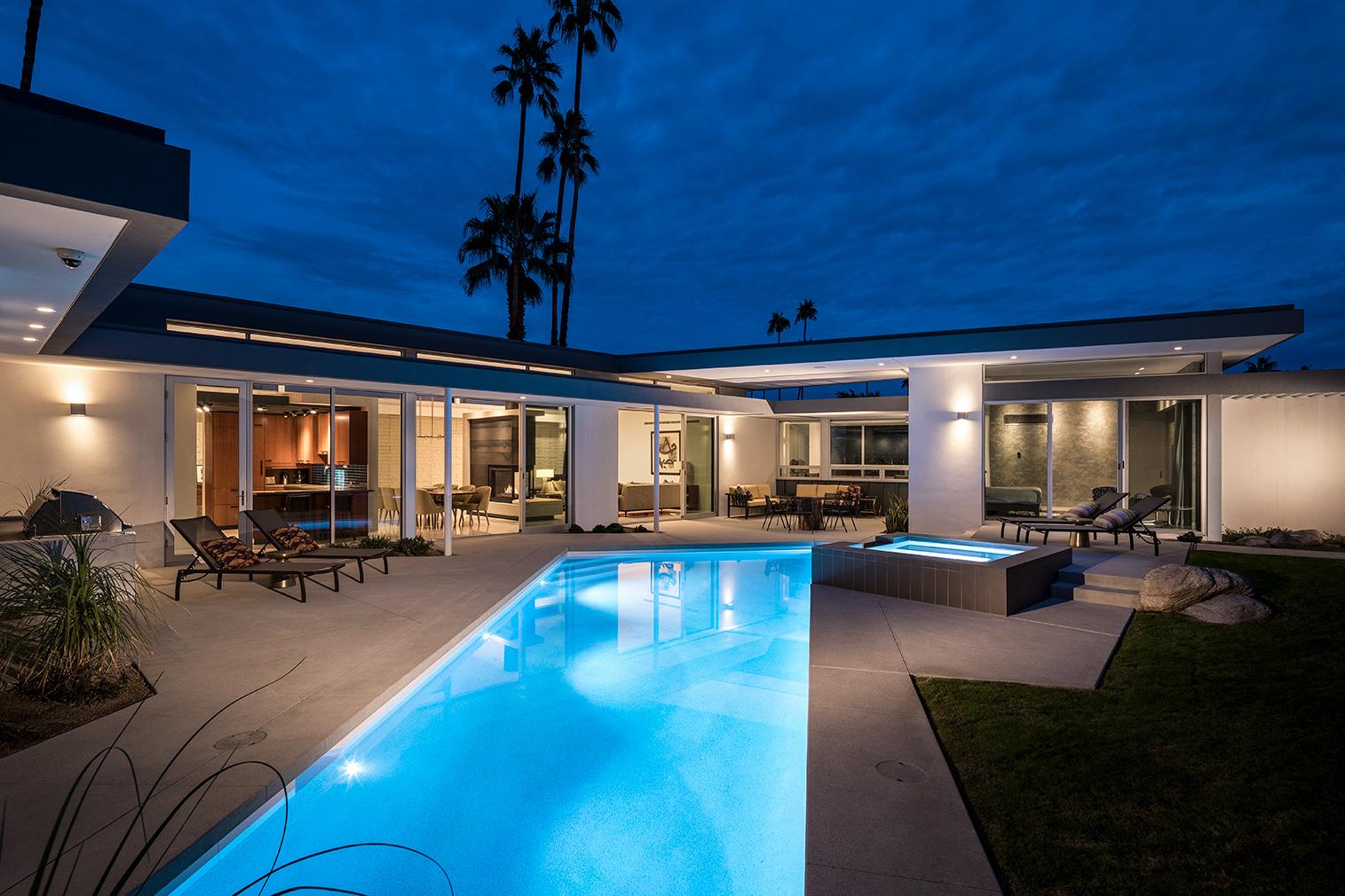 Ridge Vista House. Photography: Lance Gerber Studio