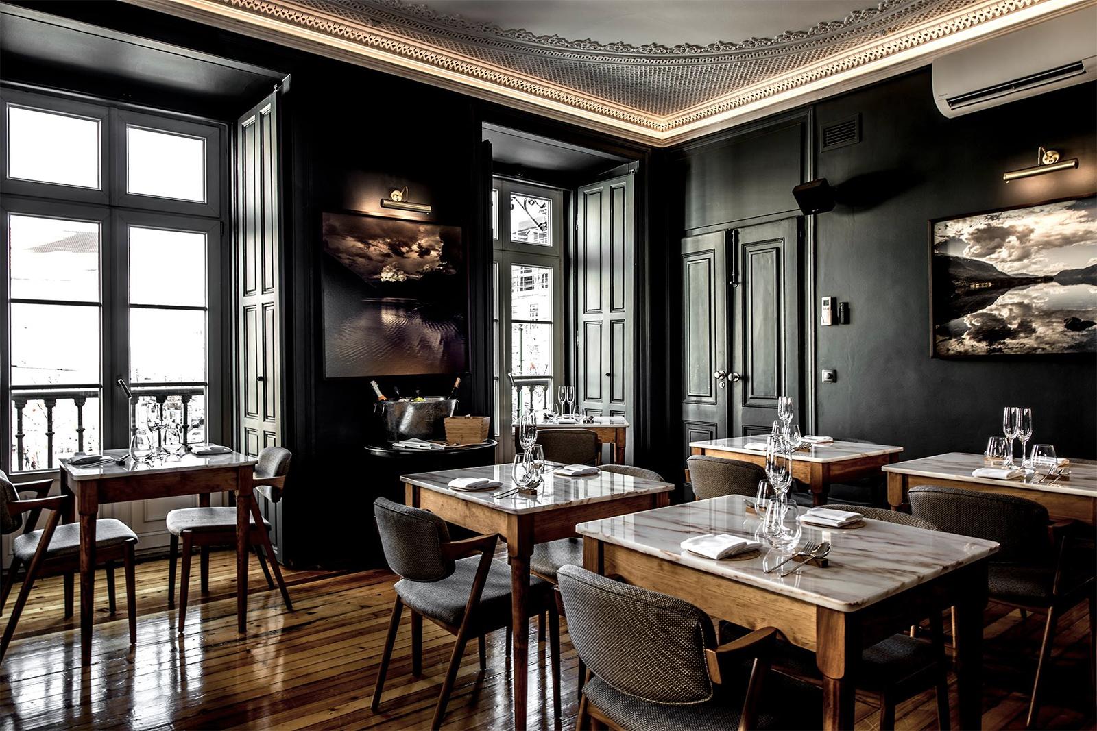 Taberna Fina restaurant in Lisbon