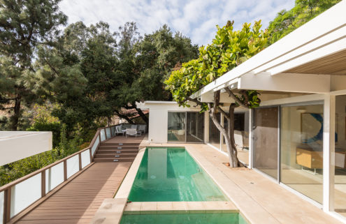 Composer Paul Buckmaster's LA home hits the market for $1.4m