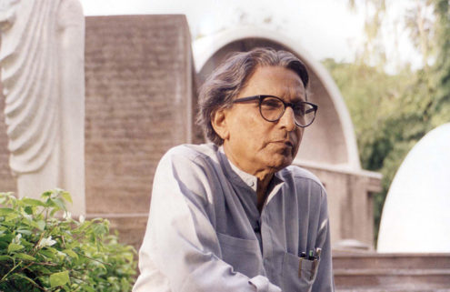 Balkrishna Doshi wins 2018 Pritzker Prize for architecture