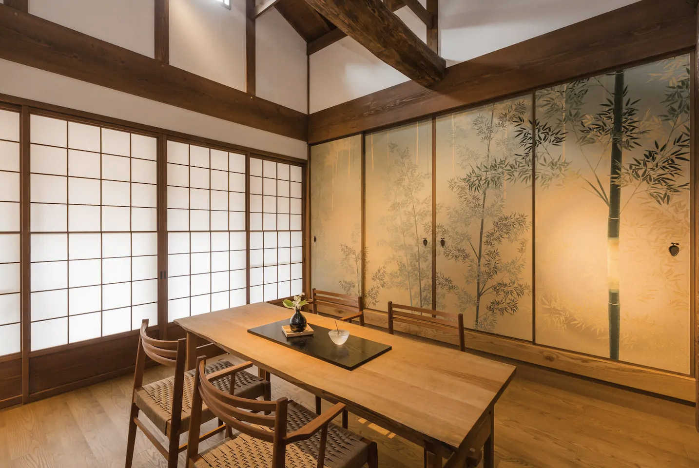 Contemporary Kyoto townhouse