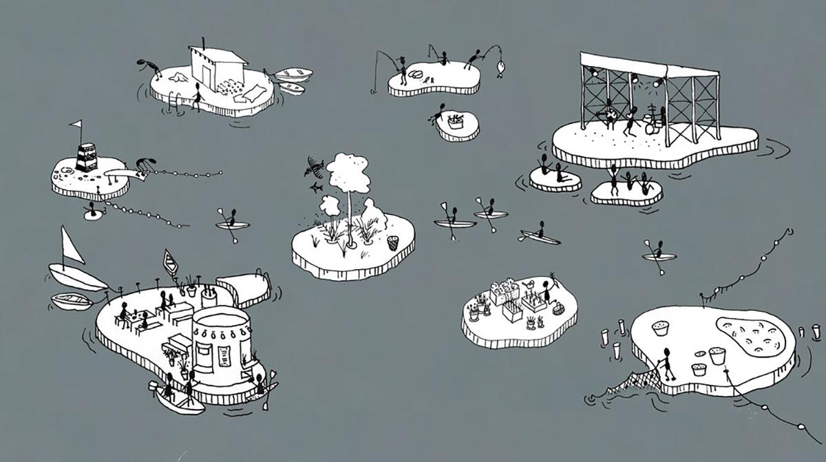 Copenhagen Islands project