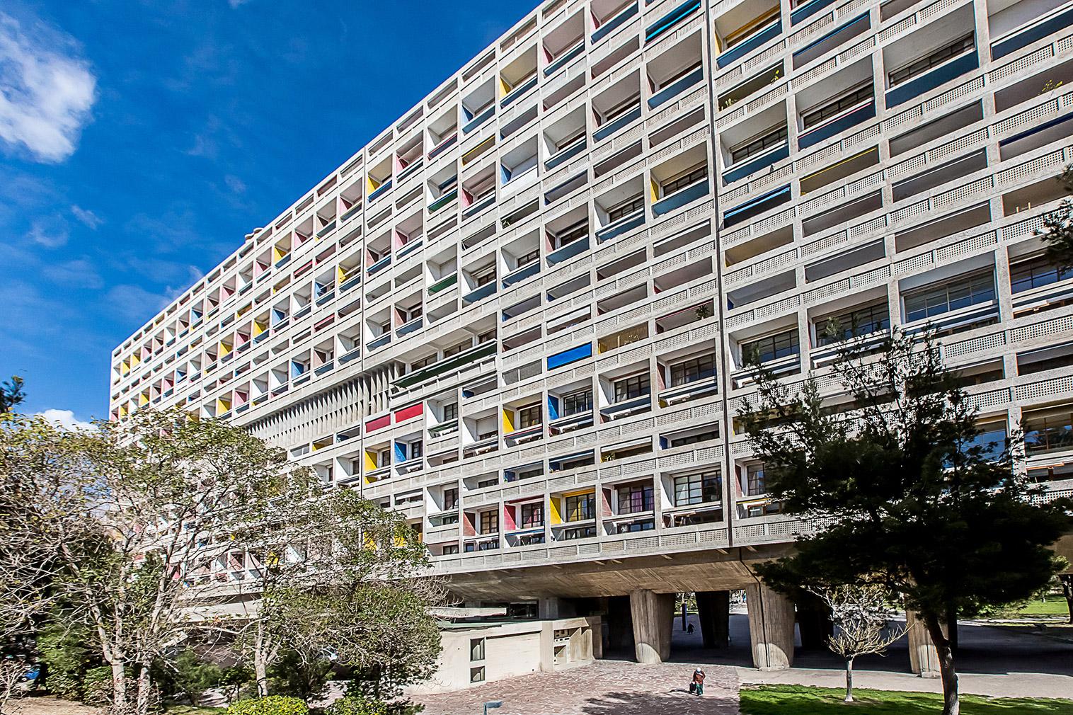Duplex G Cite Radieuse Marseilles by Architecture de Collection