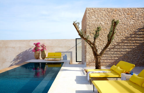 Holiday home of the week: a hotelier's secluded hideaway in Essaouira, Morocco