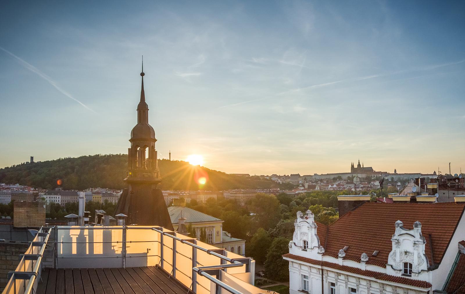 Prague loft for sale