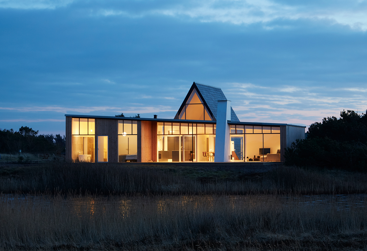 Light house holiday home in Denmark