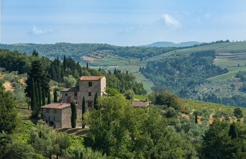 Michelangelo's villa is for sale in Tuscany