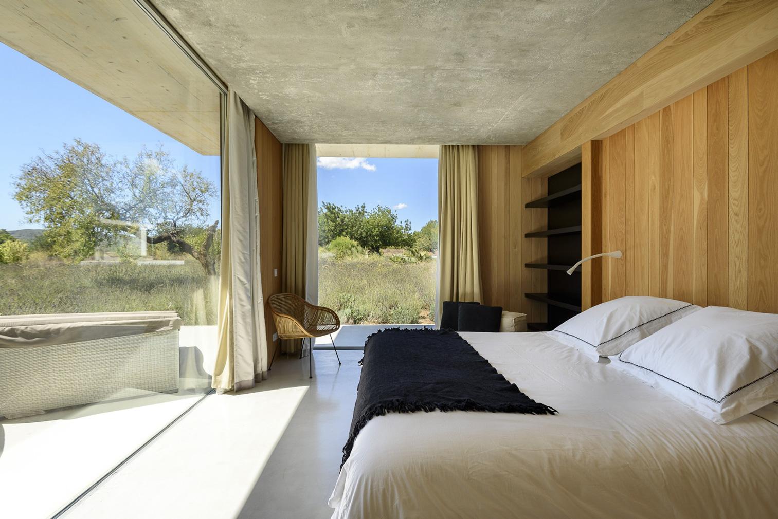 Holiday home of the week: an Ibizan villa by fashion designer Barbara Boccara