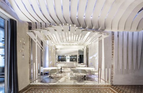 10 Barcelona restaurants with awe-inspiring interiors