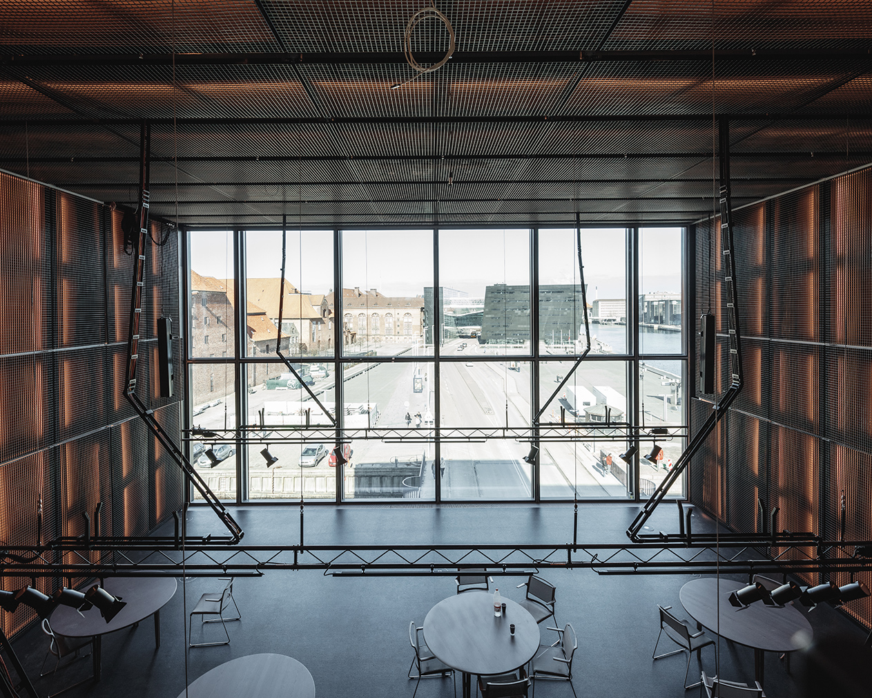 OMA creates Blox – a jenga-like new design hub in Copenhagen