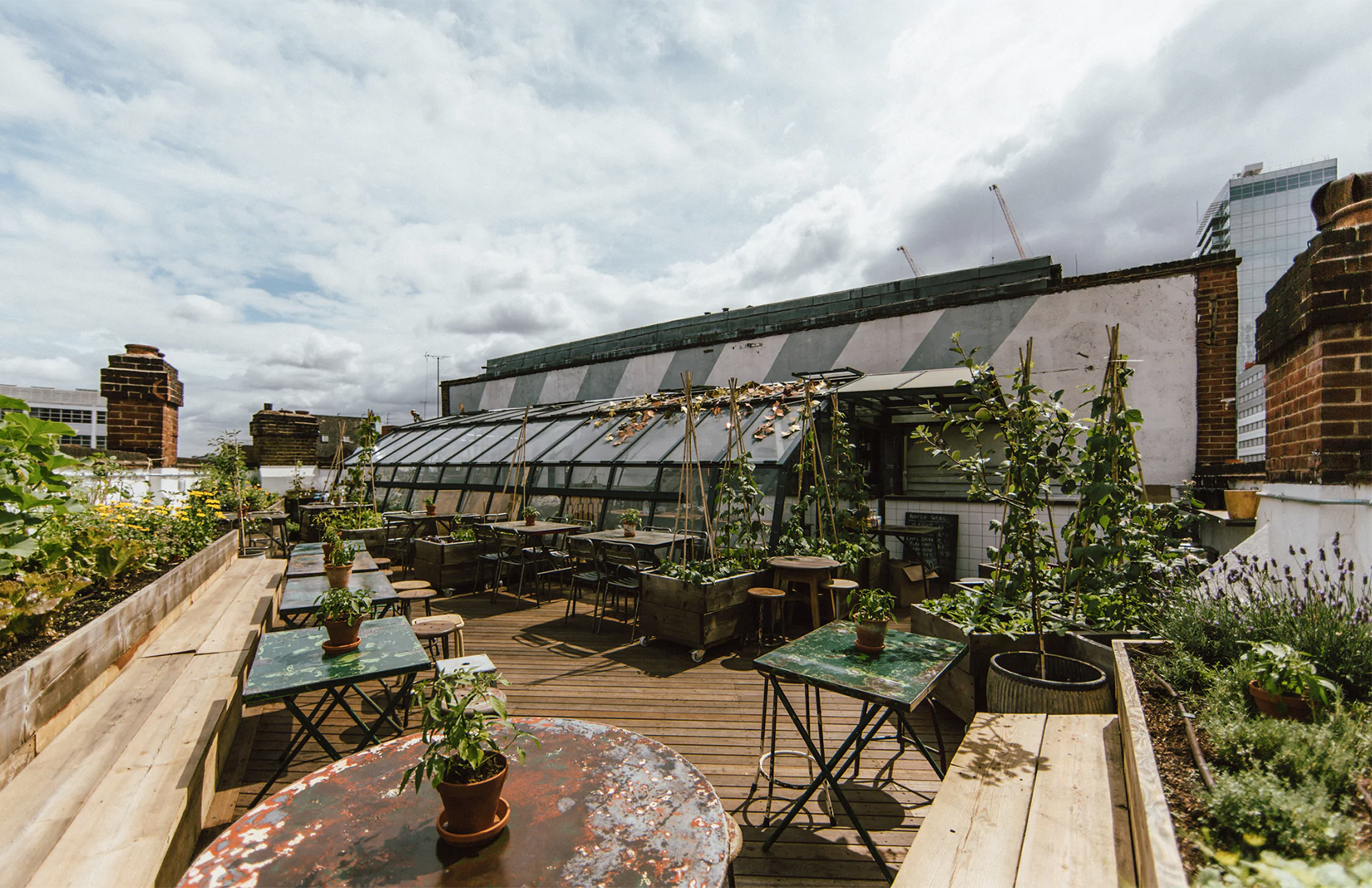9 Of The Best Rooftop Bars In London This Summer