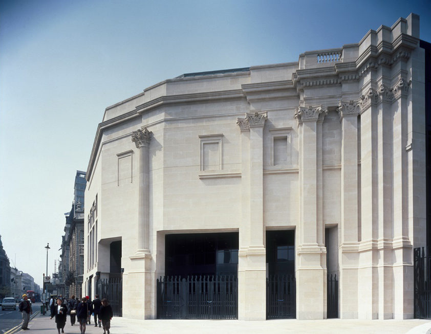 Historic England lists a cache of radical Postmodern buildings