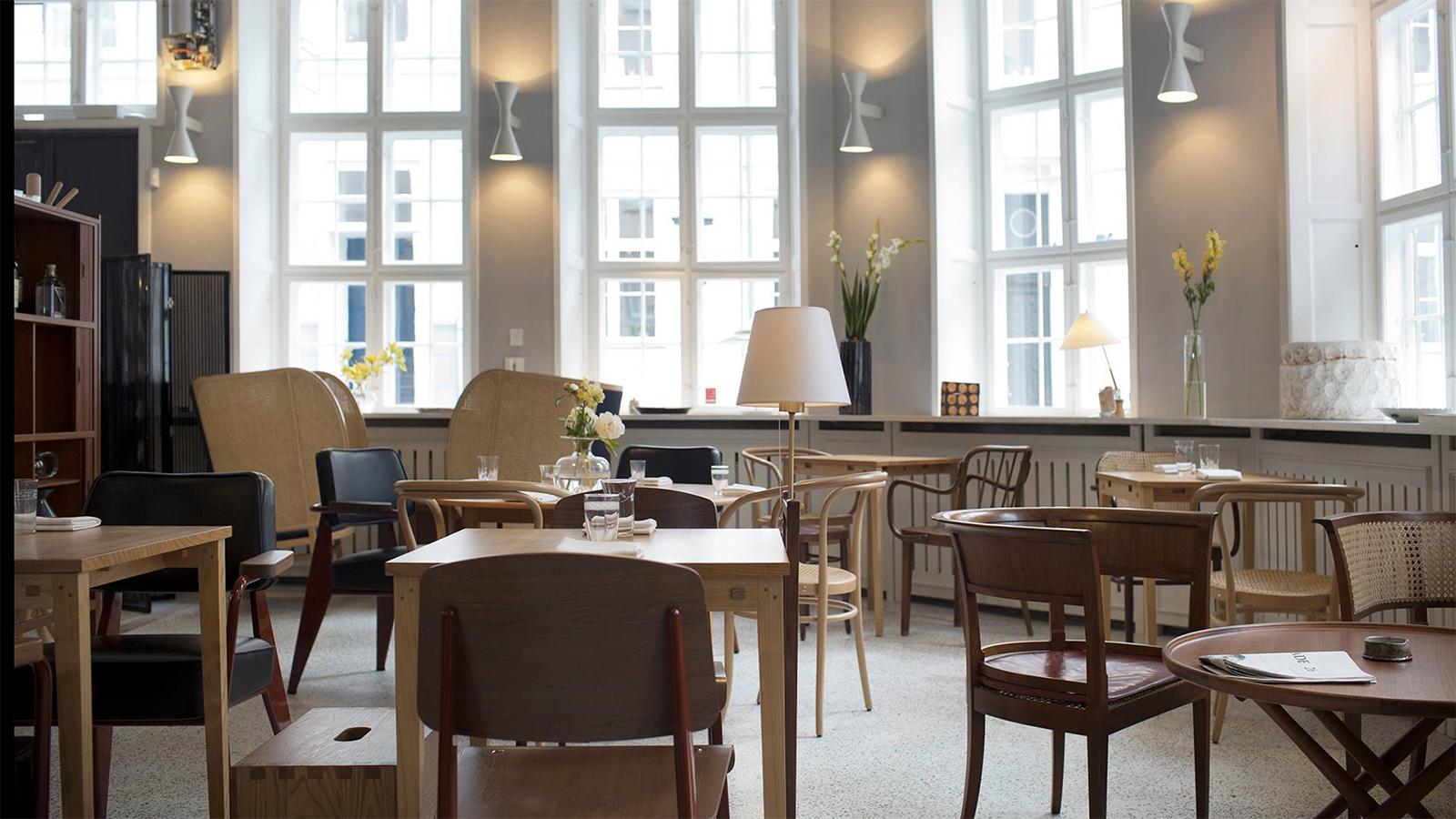 Admiralgade 26 restaurant in Copenhagen