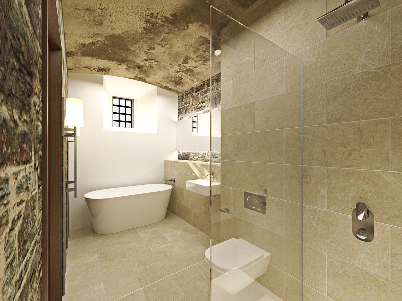 Bodmin Prison hotel