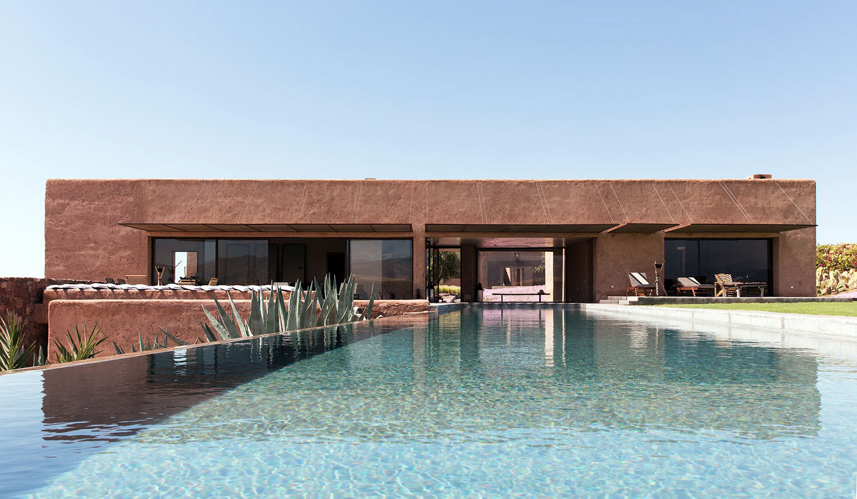Holiday home of the week: Atlas Villa