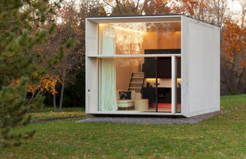 5 prefab homes you can build in under 24 hours