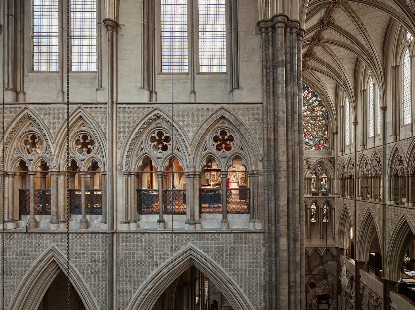 Queen's Diamond Jubilee Galleries at Westminster Abbey