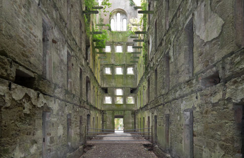 Abandoned Cornish jail to become hotel and museum