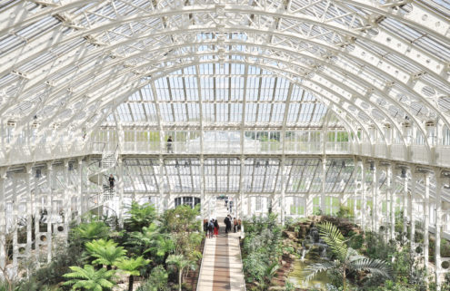 Explore Kew Gardens' freshly restored Temperate House