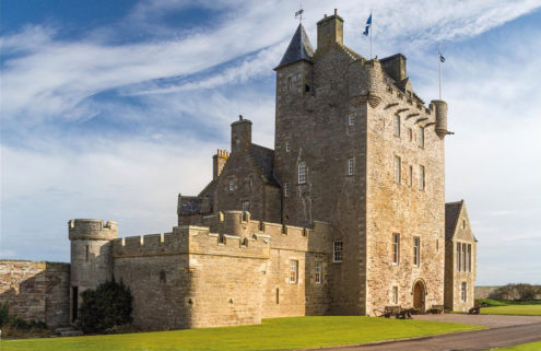 Scottish Castle with 'Europe's largest tree house' hits the market for £3.9m