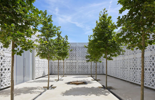 London's Aga Khan Centre comes alive with a series of Islamic Gardens