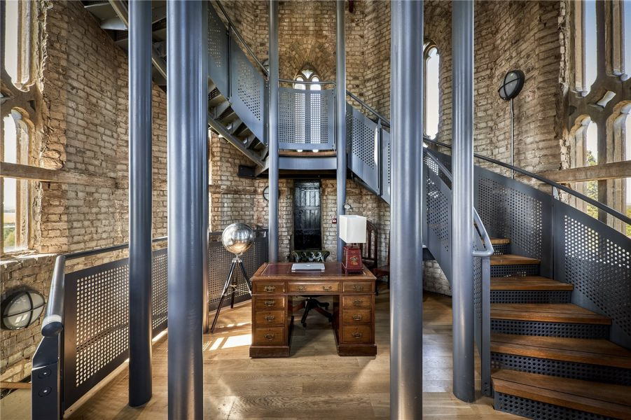 Gothic houses on the market right now: Hadlow Tower for sale in Kent