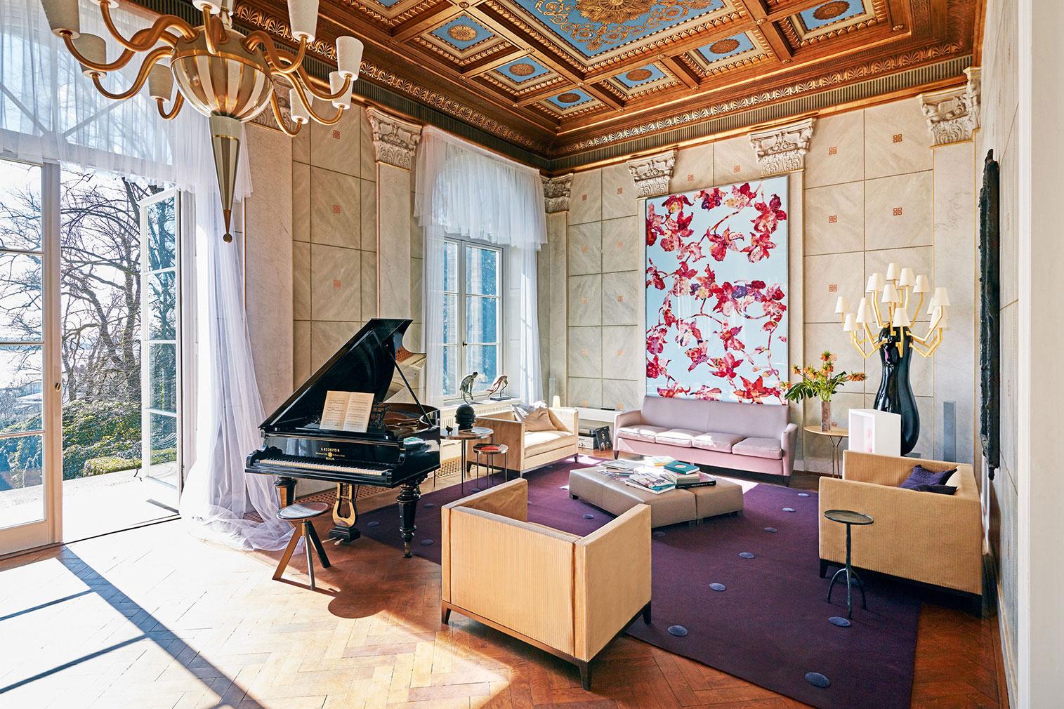 Karl Lagerfeld's Villa Jako is for sale in Hamburg