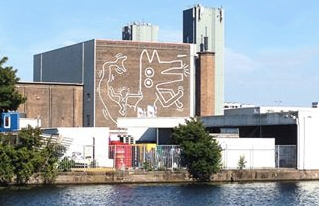Europe's largest Keith Haring artwork is rediscovered after 30 years
