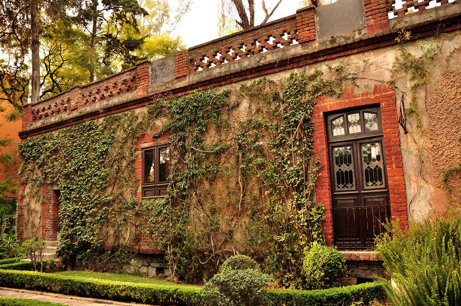 Museo Casa de Leon Trotsky