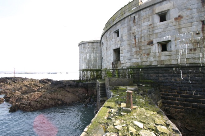 This £400k abandoned Welsh fort is the ultimate fixer upper