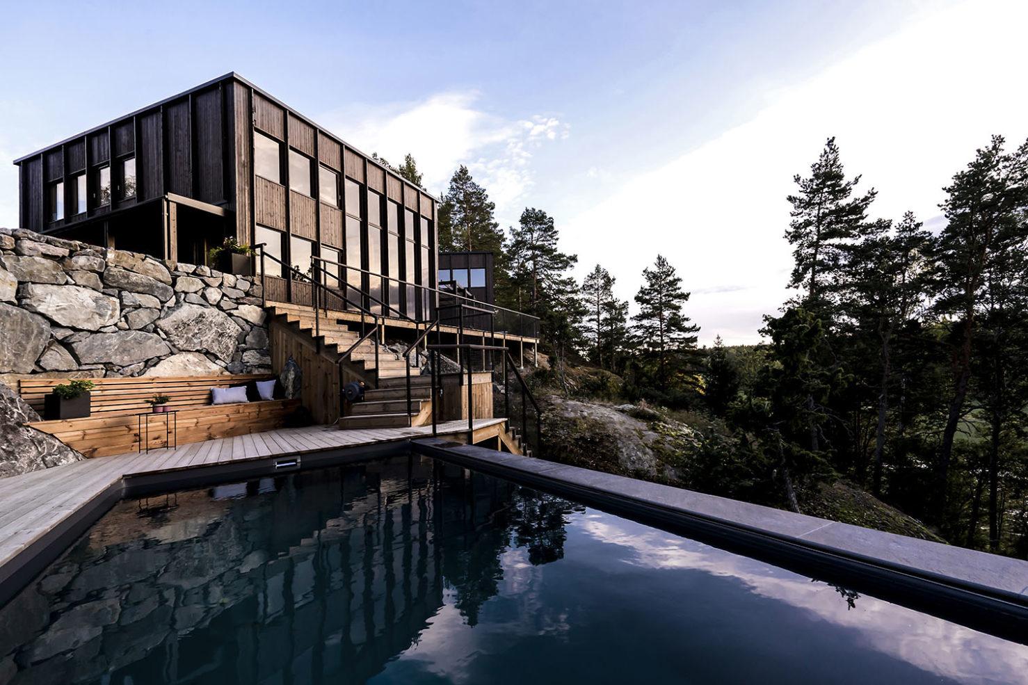 Property for sale on the Stockholm archipelago