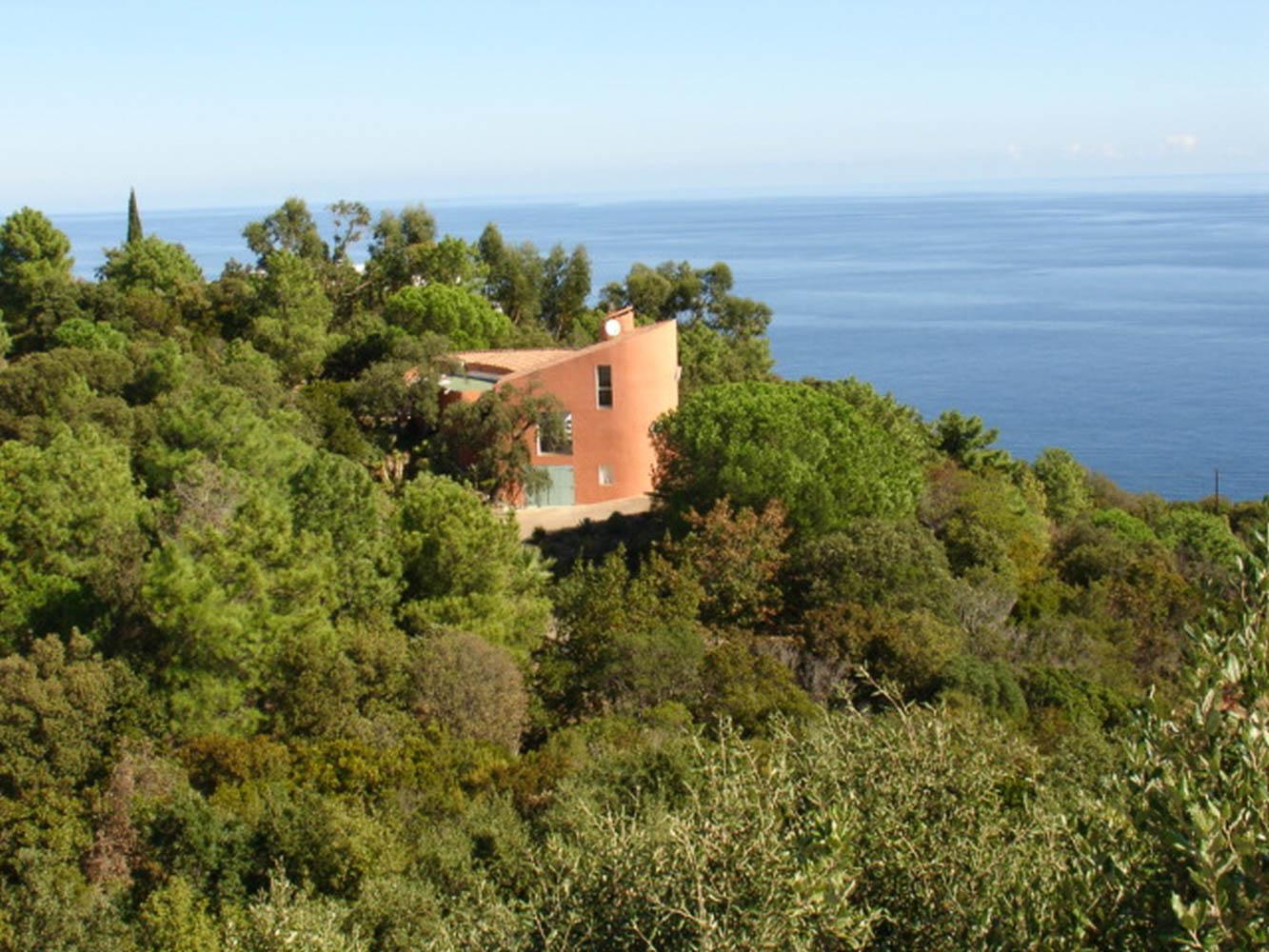 Villa Guardia, Corsica