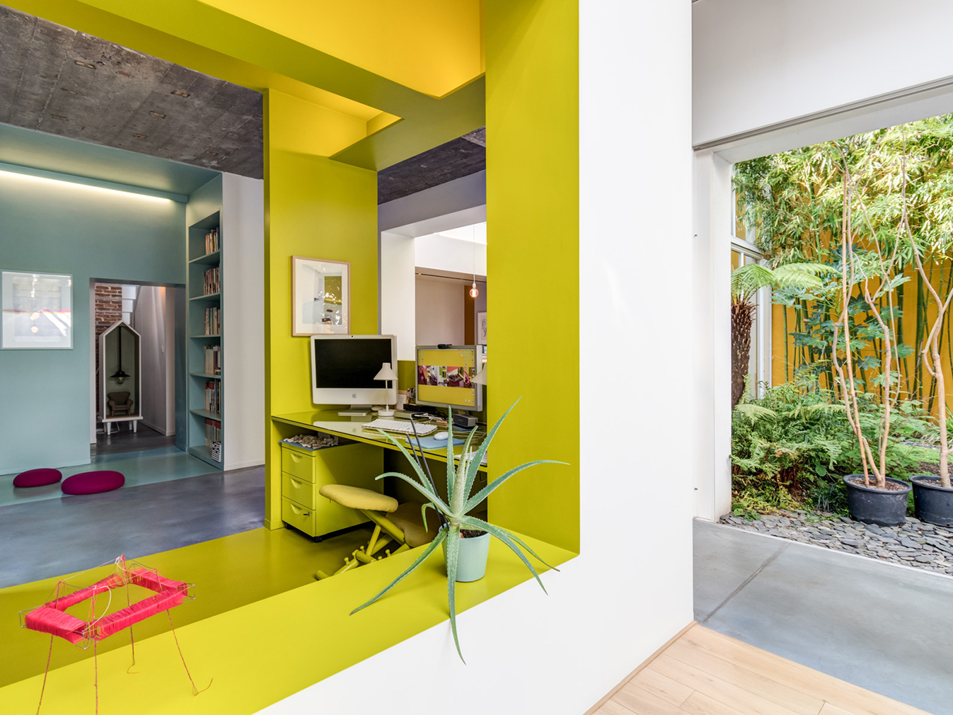 Property of the week: a creative duo's spectacular live/work space in Antwerp