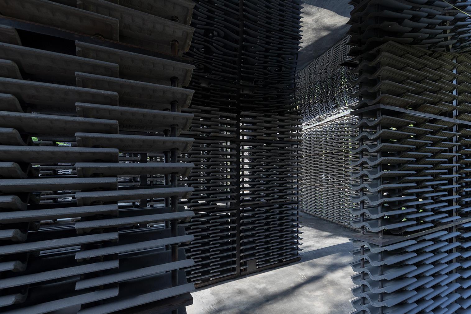 2018 Serpentine Pavilion by Frida Escobedo