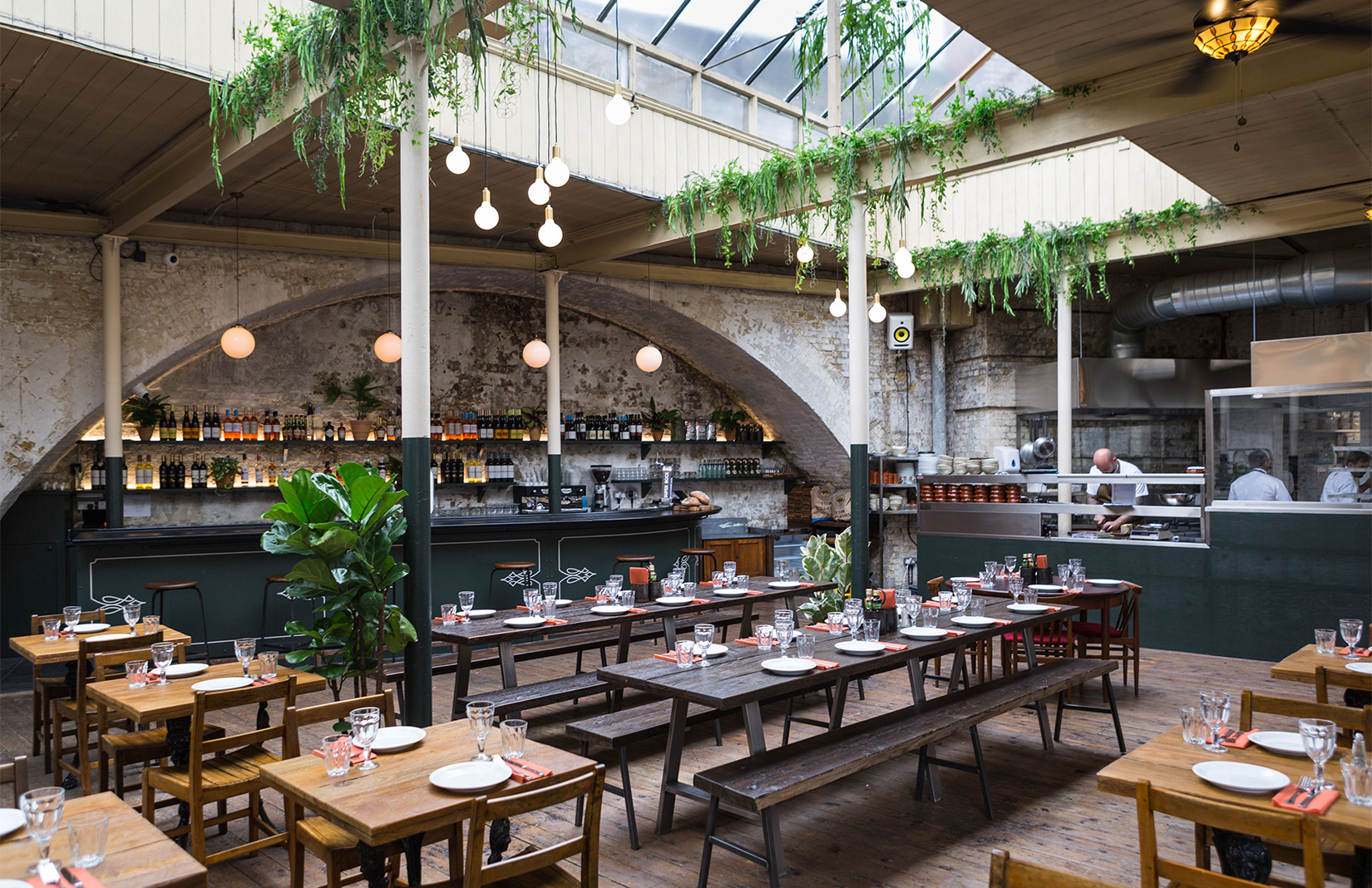 The Best London Restaurant Openings Of 2018 For Design Lovers The Spaces