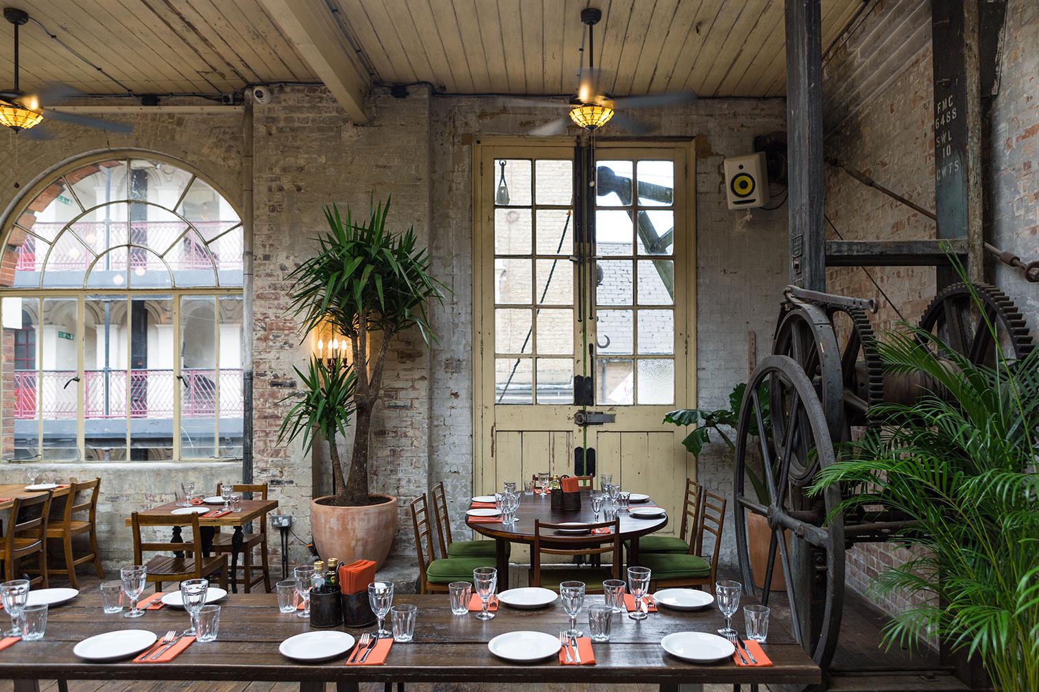 New London restaurants to visit this autumn -- Courtesy A-nrd Studio