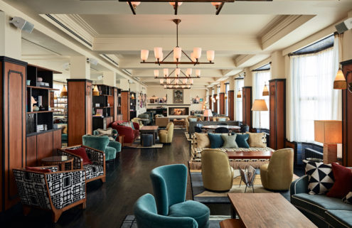 Soho House Amsterdam reinvents a Functionalist landmark