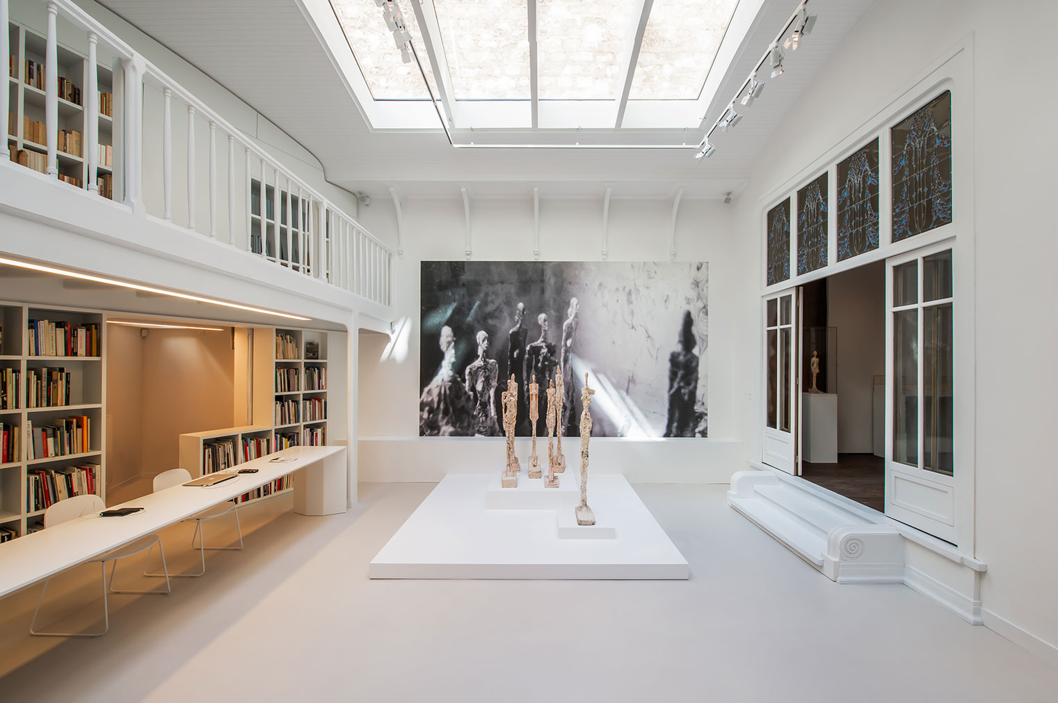 Giacometti Institute in Paris