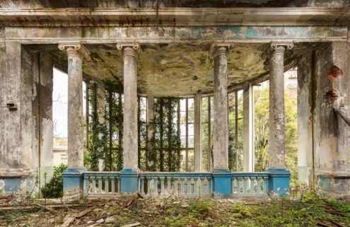 Exploring the crumbling monuments of Abkhazia