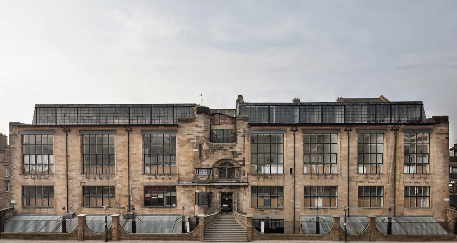 Mackintosh building, Glasgow School of Art