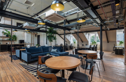 Inside Ministry of Sound's new coworking space