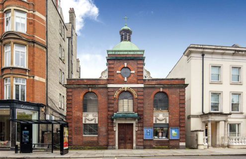A Notting Hill church hits the market for £4.5m