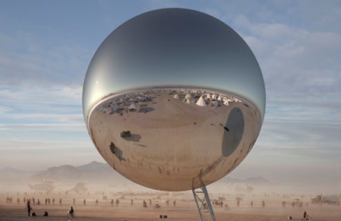 7 videos of Burning Man's extraordinary artworks