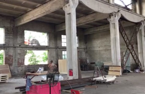 Ai Weiwei's Beijing studio is being demolished – without warning