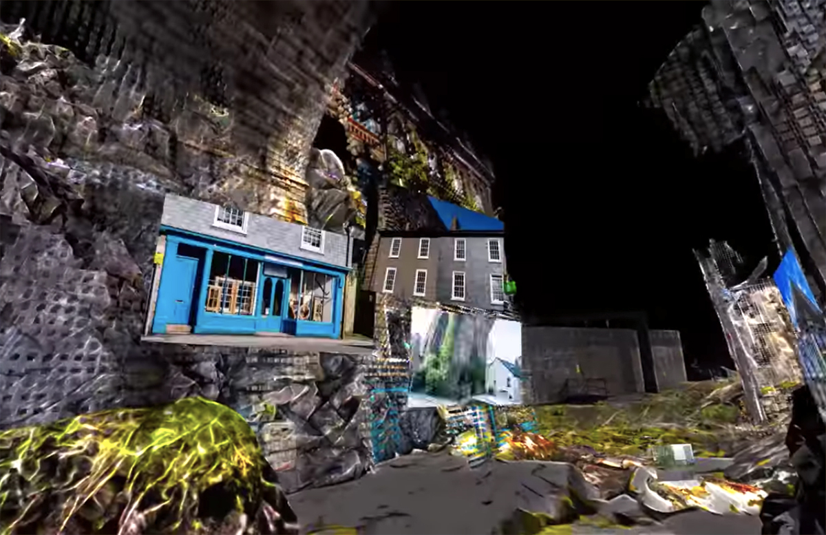 Screenshot it Aphex Twins 'T69 Collapse'