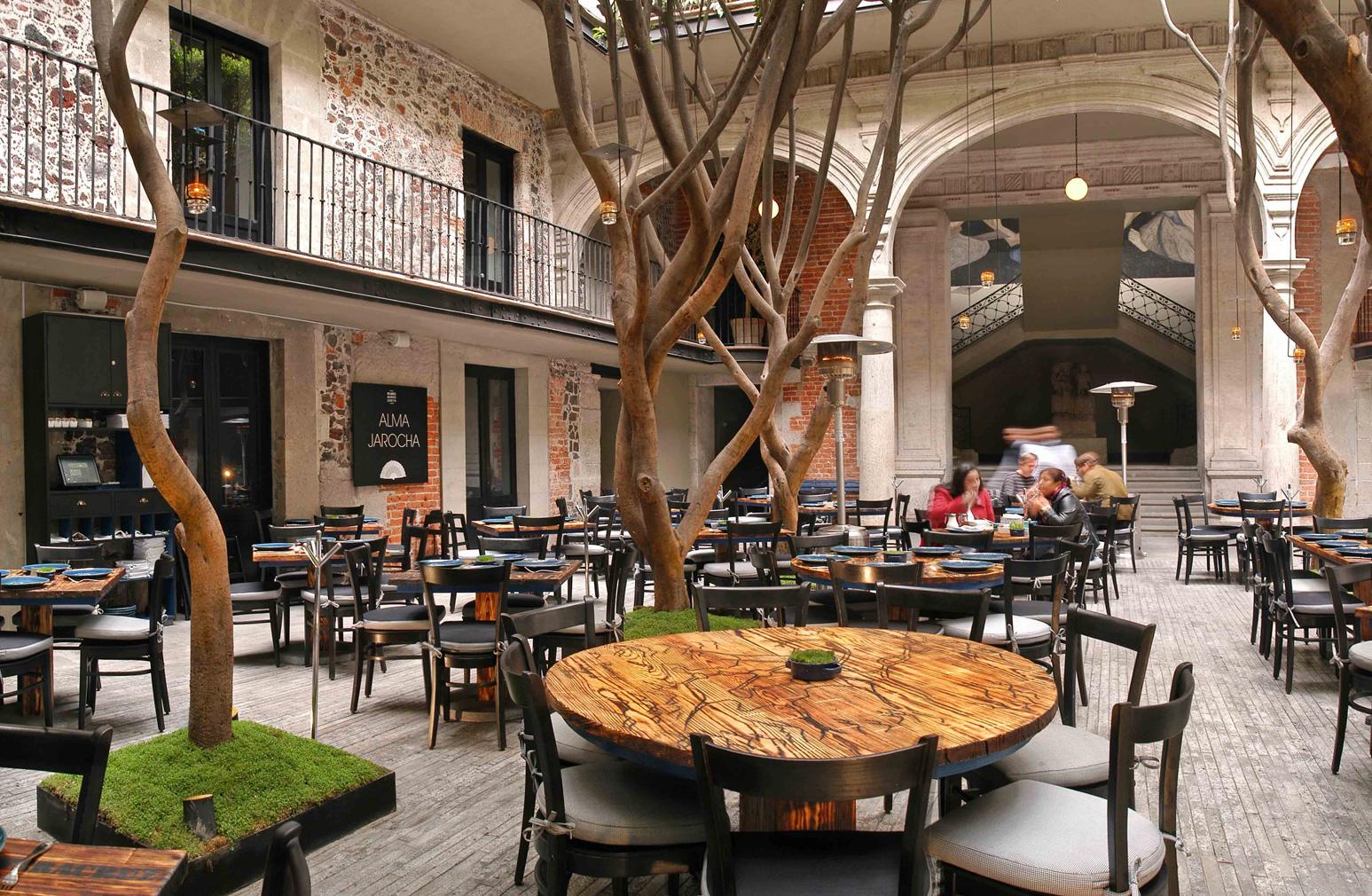 10 Mexico City Restaurants For Design Buffs