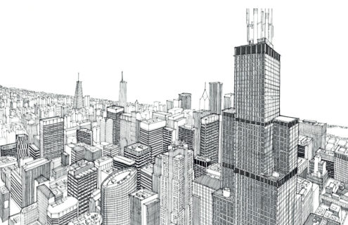 Our new Instagram addiction: the architectural sketches of 21.am