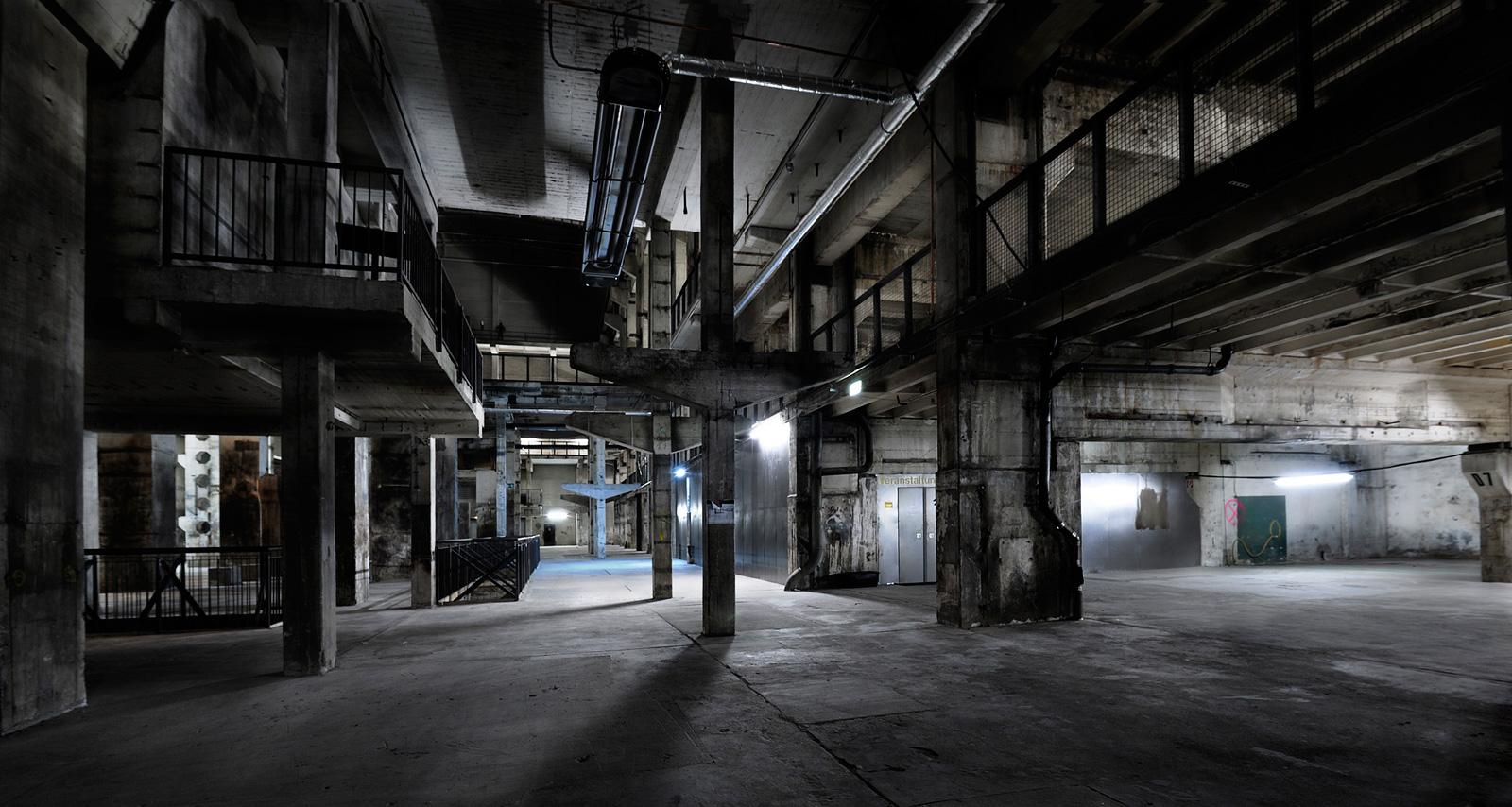 Kraftwerk Berlin (c) Fine Art Berlin