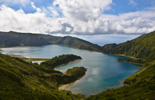 5 stunning villas for rent on São Miguel island in the Azores